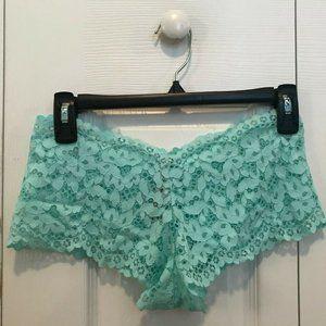 Victoria's Secret Intimates & Sleepwear - Victoria's Secret Body by Victoria Lace Shortie